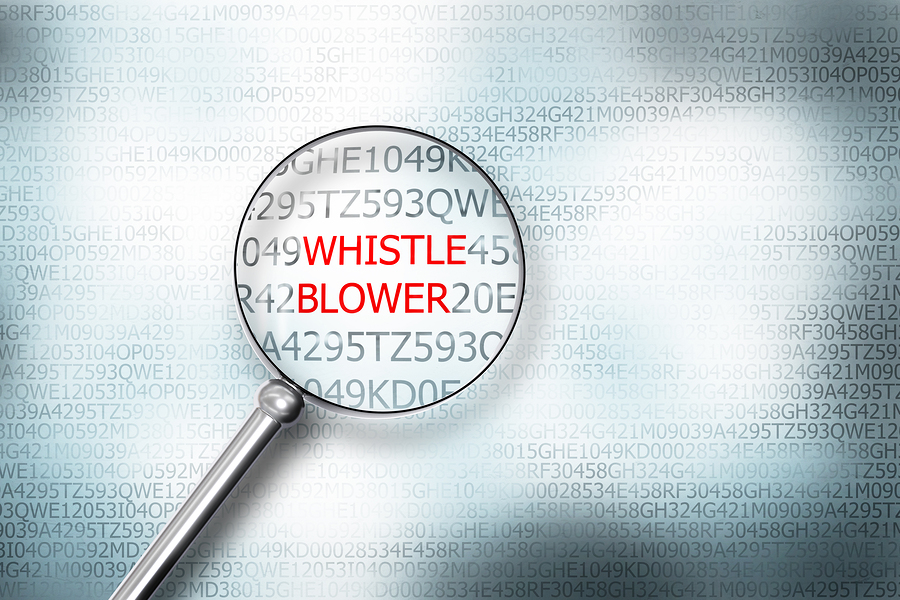 Whistleblower Protection